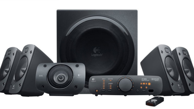 Affordable 5.1 Surround Sound Home Theater Sound