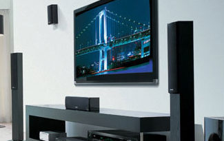 Onkyo SKS-HT870 Home Theater Speaker System MaxHomeTheater-room